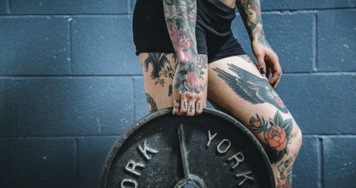 spēka treniņš