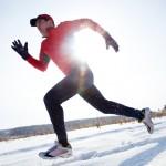 Kāpēc ir labi skriet aukstā laikā
