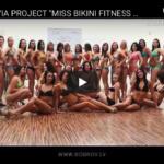 Skaistākās Latvijas fitnesa modeles (video)